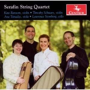 Serafin String Quartet Still, Dvorak, Barber, Gershwin