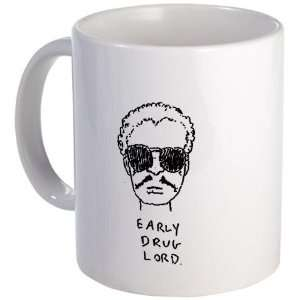 Early Drug Lord Funny Mug by