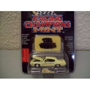 Mint Series Issue #47 Yellow 1969 Pontiac GTO Judge Toys & Games