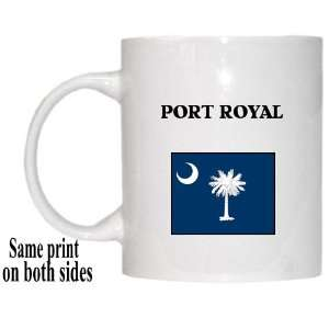 US State Flag   PORT ROYAL, South Carolina (SC) Mug