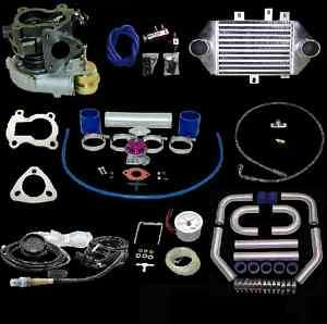 Universal Turbo kit Polaris Sportsman 700 800 850 XP