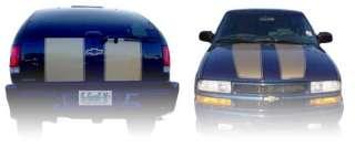 Extreme S 10 Blazer Racing Stripes Graphic GMC Jimmy
