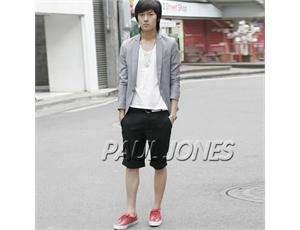 Fashion Mens Casual Slim Fit Suit Sport Coat Blazer Fall Wear US XS~L