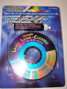 LASER LENS CLEANERS NEW FOR GAME PLAYER,XBOX,CD ROM DVD