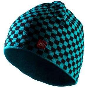 TROY LEE Designs MTB Moto Cross Beanie Hat Reversible black turquoise