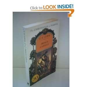 Prince Caspian C. S. Lewis Books