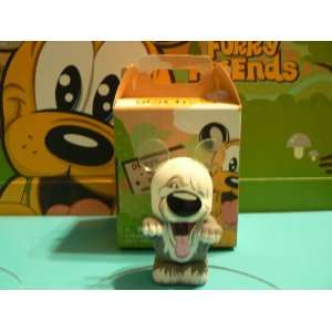 NEW Furry Friends Max from Little Mermaid with Box Disney Vinylmation