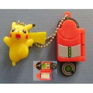 Nintendo Pokemon Figure Keychain Pikachu Toys & Games