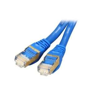 Rosewill RCW 1 CAT7 BL 1 ft. Cat 7 Blue Shielded Twisted Pair (S/STP
