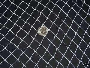 15 x 2 BASEBALL SOFTBALL HOCKEY SPORTS NET BACKSTOP # 7 NYLON 1