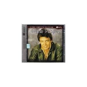 La Mas Completa Coleccion 2 CDs Alberto Vazquez Music