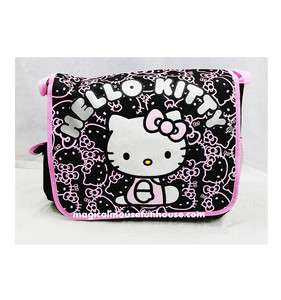 Sanrio Hello Kitty Shoulder Messenger / Diaper Bag Tote New B
