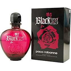 Paco Rabanne Black Xs Womens 1.7 oz Eau de Toilette Spray