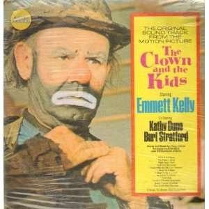 Clown and the Kids Emmett Kelly Music