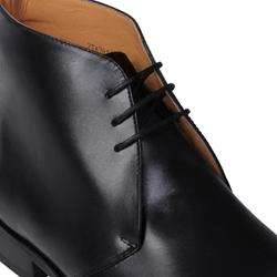 Boston Traveler Mens Leather Ankle Boots