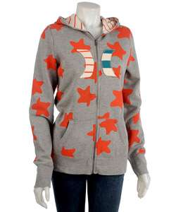 Hurley Juniors Smile/ Cry Zip Hoodie  Overstock