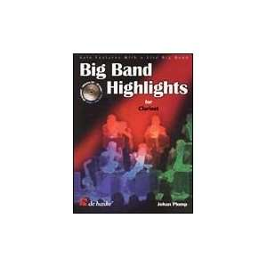 Big Band Highlights for Clarinet Softcover with CD