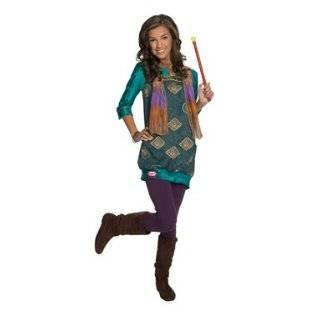 Wizards of Waverly Place Alex Dress Costume size Medium