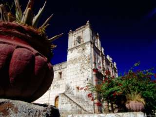 Mission San Ignacio Built in 1786, San Ignacio, Baja California Sur