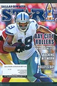Dallas Cowboys Star 9 24 2011 Austin Win Sean Lee Corner Math John