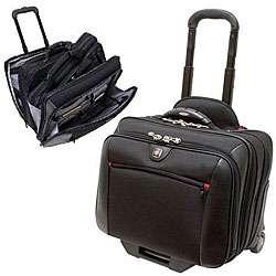Wenger Swiss Gear Potomac Black Rolling Laptop Case