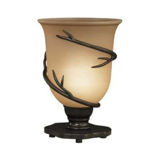 Kenroy Home Twigs 10 Table Torchiere in Bronze Decor