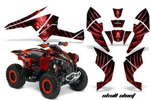 CAN AM RENEGADE GRAPHICS KIT DECALS STICKERS SCRR