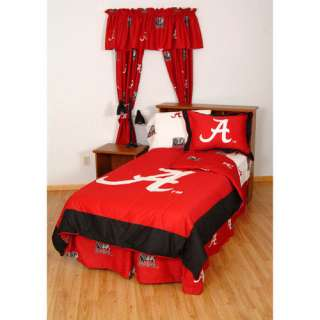 NCAA   Alabama Crimson Tide Full Comforter Set