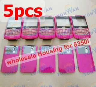 Hot Pink Housing Cover For BlackBerry NEXTEL Curve 8350i 8350