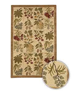 Hand tufted Contemporary Adara Rug (8 x 11)
