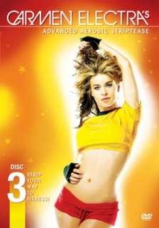 Carmen Electras Advanced Aerobic Striptease (DVD)