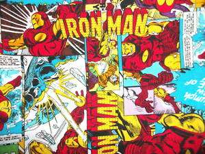 Iron Man Marvel Comic Books Mens Lounge Pajama Pants XL