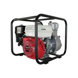 BE HP 2065HR   126 GPM (2) High Pressure Water Pump w