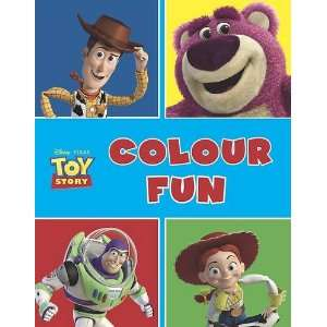 Disney Toy Story Colour Fun (Disney Colour Fun