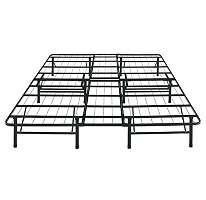Anodized Coated Metal Platform Bed Frame  Full/Queen/King Size