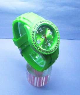 Jelly Watch NEW Rubber silicone Quartz Wrist Watch Unisex with
