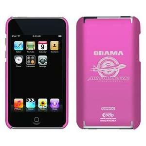 Obama Air Force One on iPod Touch 2G 3G CoZip Case