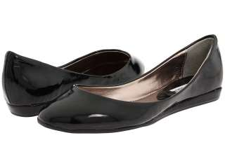 STEVE MADDEN Heaven BLACK Flats Shoes Womens New Patent