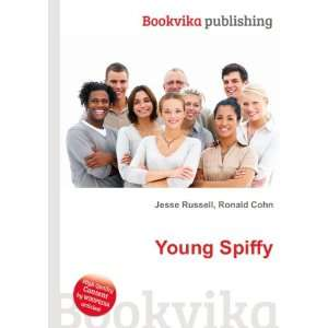 Young Spiffy Ronald Cohn Jesse Russell Books