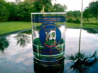 ST. ANDREWS SCOTLAND OLD COURSE GOLF WHISKEY GLASS NICE