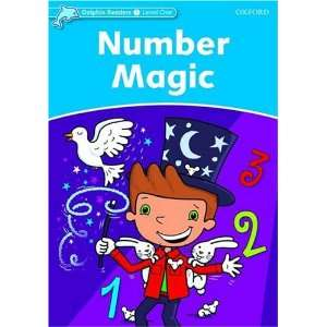 Word Vocabulary Number Magic (9780194400893) Rebecca Brooke Books