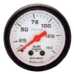 Phantom 2 1/16 0 150 PSI Mechanical Air Pressure Gauge Automotive