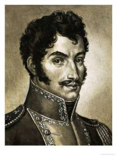 Portrait of Simon Bolivar Giclee Print at AllPosters