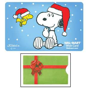 Snoopy Gift Card Gift Cards