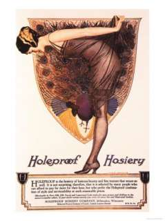 Stockings, Nylons, USA, 1920 Posters at AllPosters