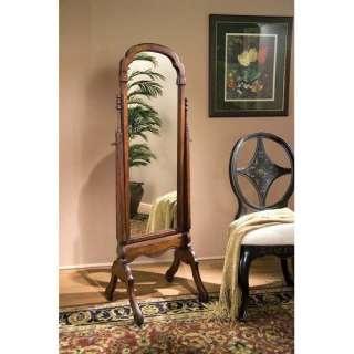 Butler Plantation Cherry Cheval Mirror Decor