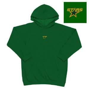 Dallas Stars NHL JV Youth Pullover Hooded Sweatshirt For