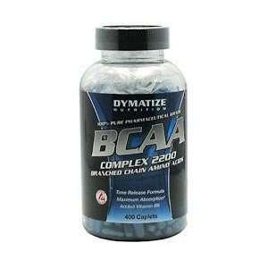 Dymatize BCAA Complex 2200   400 Caplets   Amino Acid