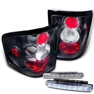 Eautolights 04 08 Ford F150 Flareside Tail Lights + LED