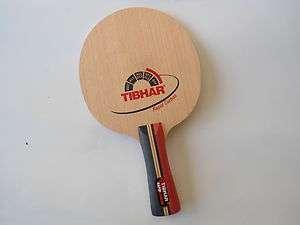 Tibhar Rapid Carbon blade table tennis rubber racket